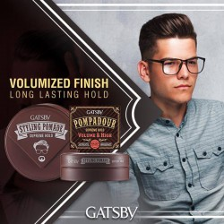 Gatsby Styling Pomade - Supreme Hold