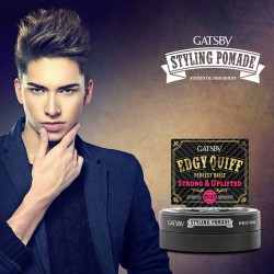 Gatsby Styling Pomade - Perfect Raise