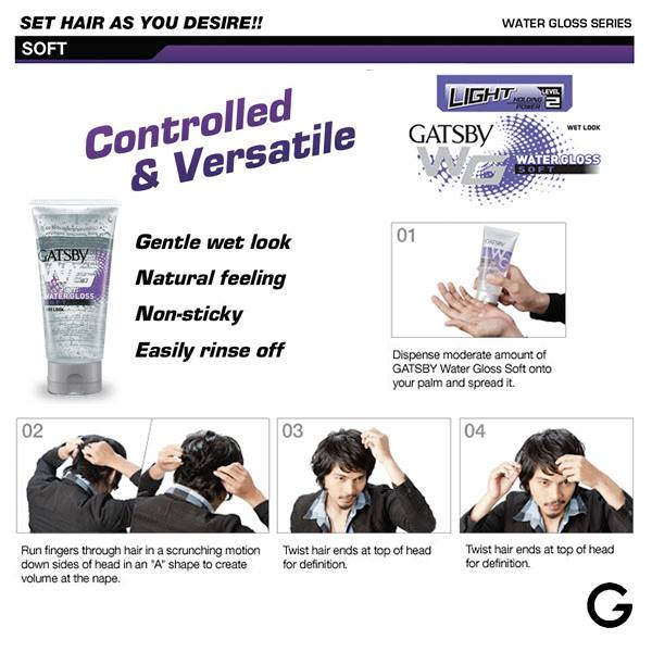 How to Use Gatsby Water Gloss - Soft